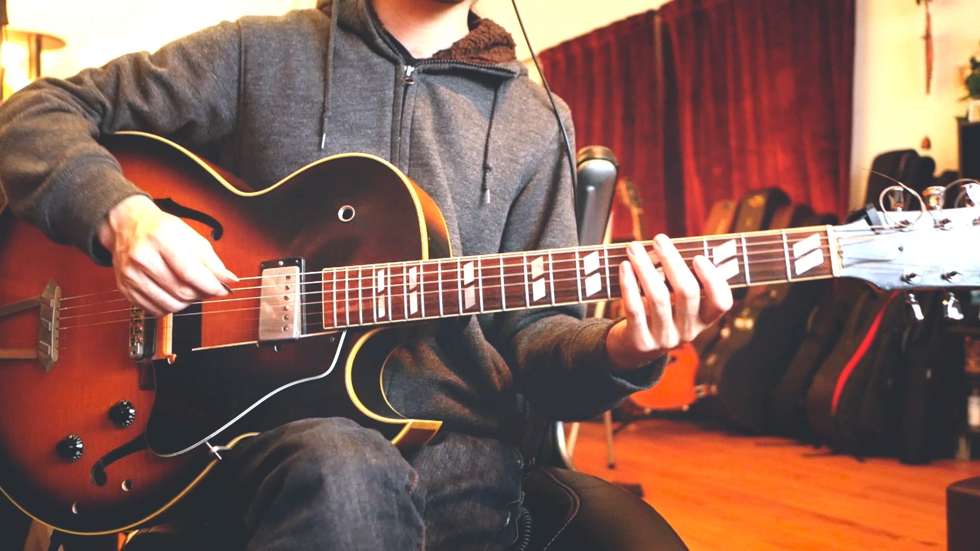 Melodic Minor & Altered Scale Madness